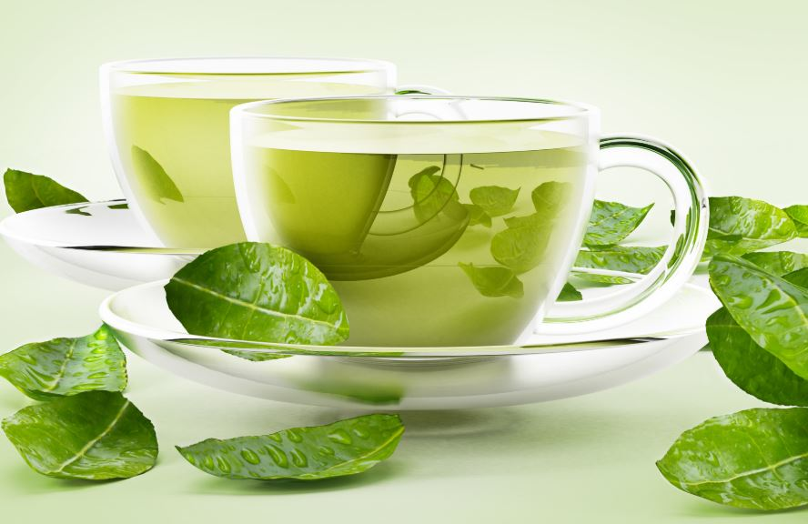 how much caffeine does green tea have