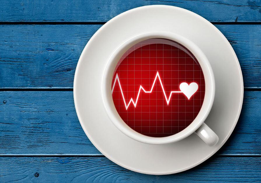 Caffeine and heart arrhythmia