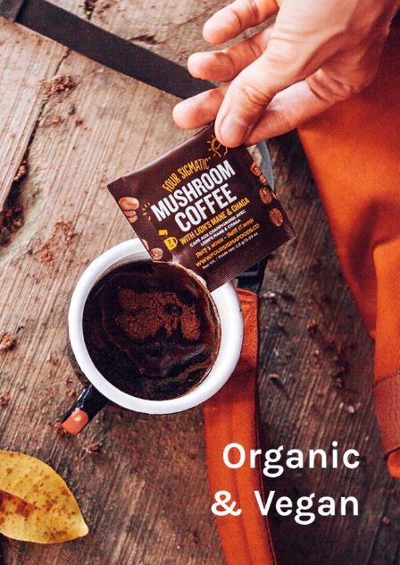 Four Sigmatic Mushroom Instant Coffee