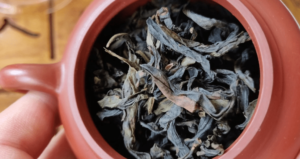 Buying and storing oolong tea