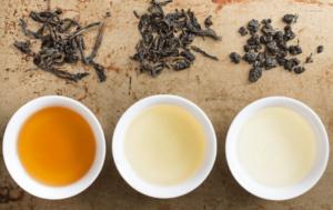 Does oolong tea have caffeine