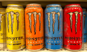 How Much Caffeine Is In Monster Energy Drink Products